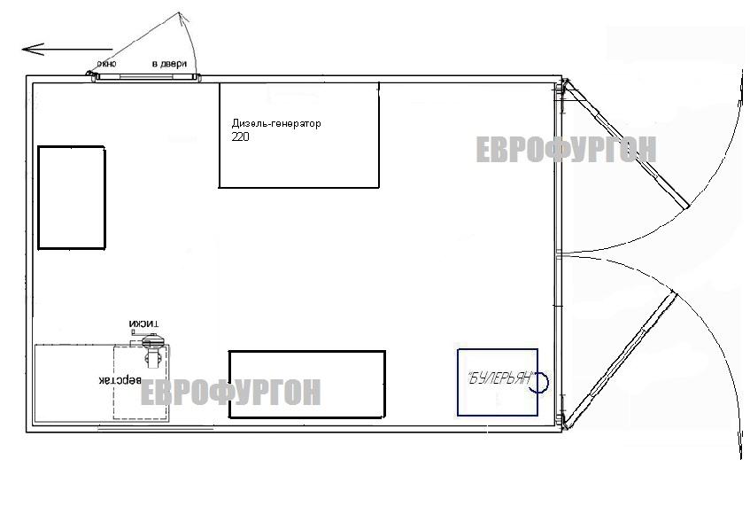 Схема автономного отопителя газ 3307.